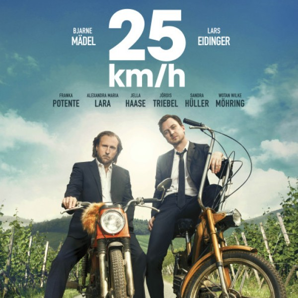 Autokino - 25 km/h