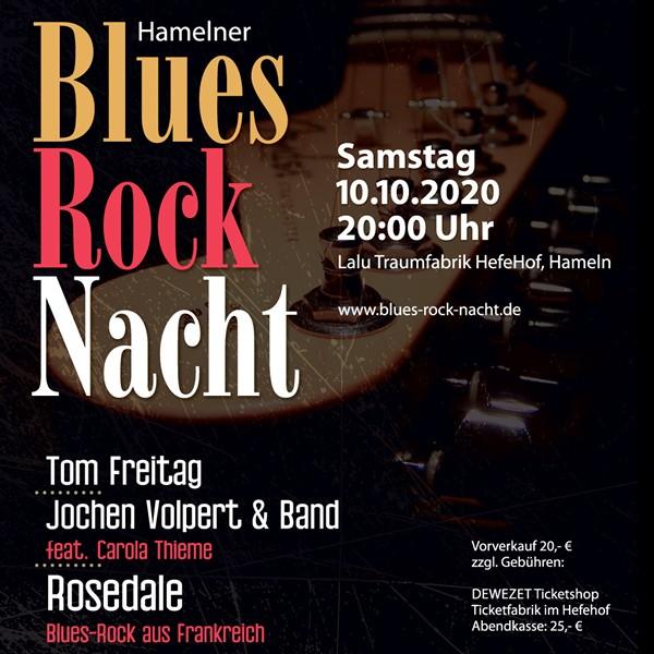 7. Blues- & Rocknacht
