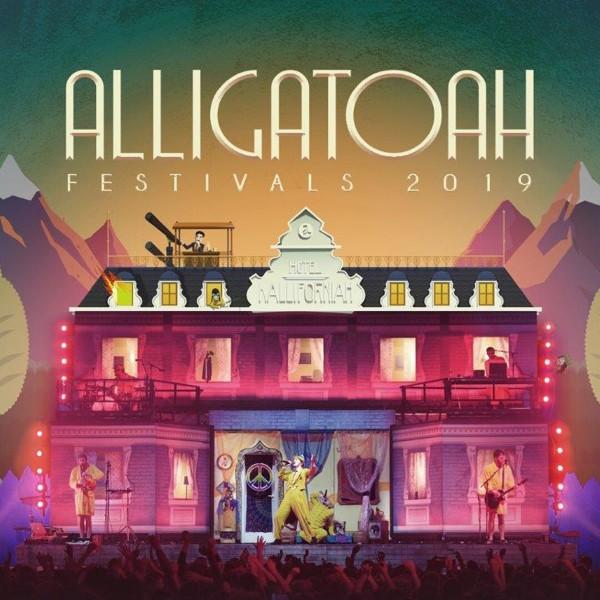Alligatoah - Wie Zuhause Open Air 2020