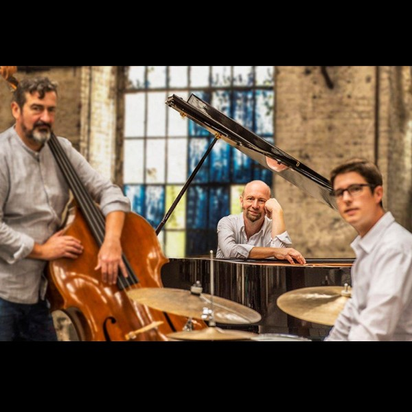 Edgar Knecht Trio: Personal Seasons Album Release Tour 2019