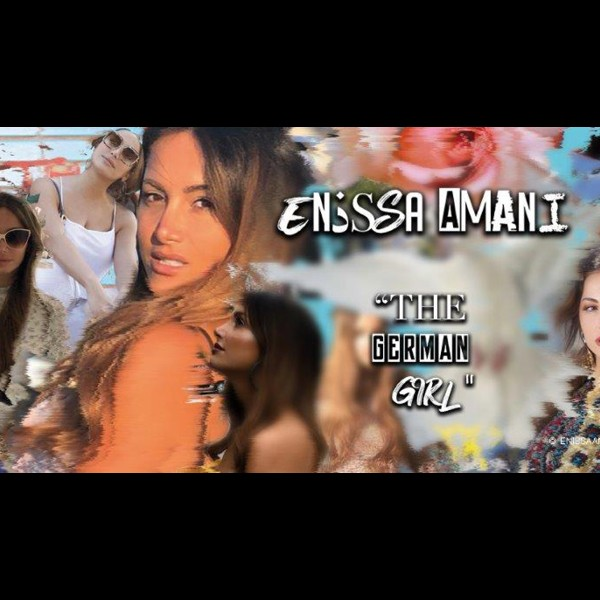"Enissa Amani - ""The German Girl"" - Tour"