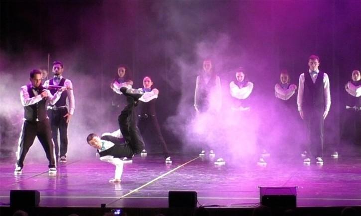 Free Vivaldi - 4 seasons meet streetdance
