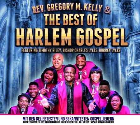 Rev. Gregory M. Kelly & The Best of Harlem Gospel HAMELN