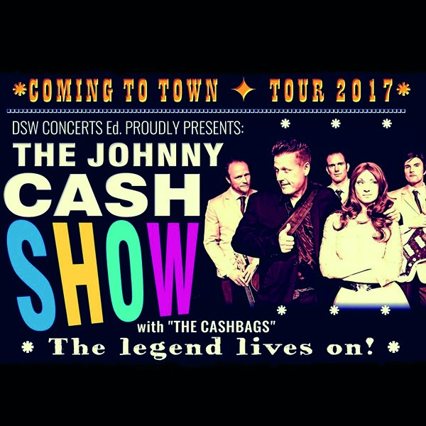 The Johnny Cash Show-presented by the Cashbags