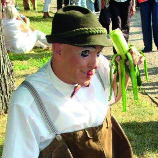 Kleines Fest im grossen Kurpark - Kleinkunstfestival