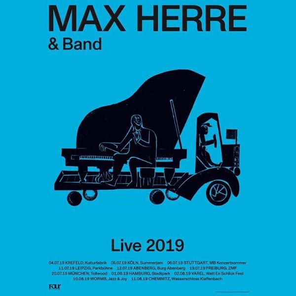 Max Herre - Live 2019