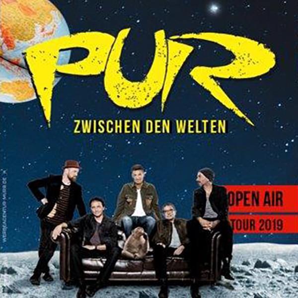 PUR - Zwischen den Welten - Open-Air Tour 2019