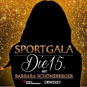 Sportgala 2019 - Tribünenkarte