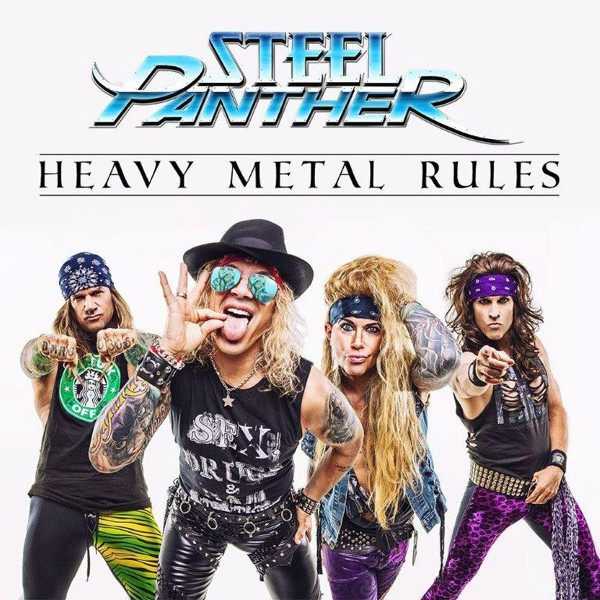 Steel Panther - Heavy Metal Rules Summer Tour 2020