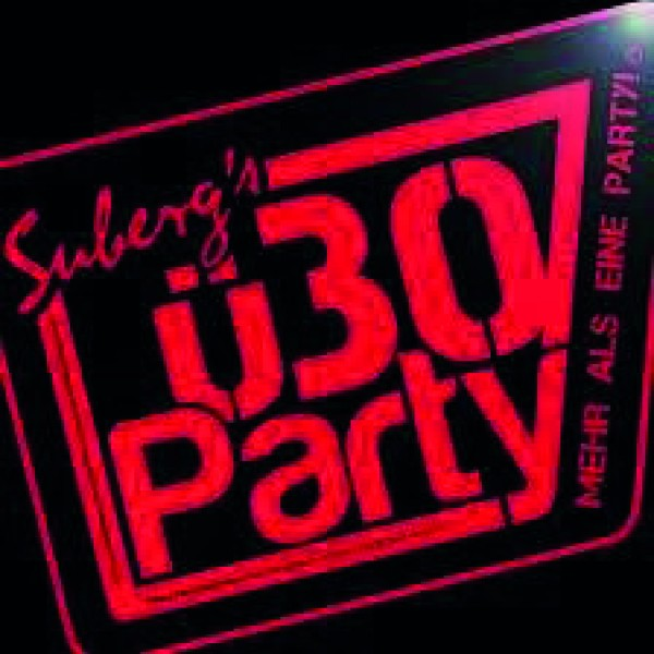 Suberg's ü30 Party - live on Stage: The DiscoBoys