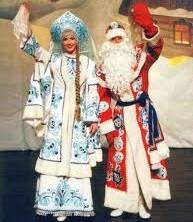 Ivushka - Märchenhafte Weihnachten