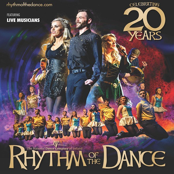 Rhythm Of The Dance - Live 2020